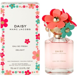 Marc Jacobs Daisy Eau So Fresh Delight Eau de Toilette für Damen 75 ml