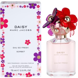 Marc Jacobs Daisy Eau So Fresh Sorbet eau de toilette para mujer 75 ml