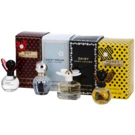 Marc Jacobs Mini Gift Set II.  Eau De Toilette 2 x 4 ml + Eau De Parfum 2 x 4 ml