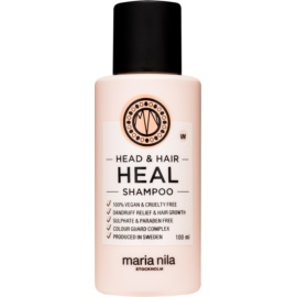 Maria Nila Head and Hair Heal šampon proti lupům a vypadávání vlasů  100 ml