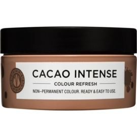 Maria Nila Colour Refresh Cacao Intense Sanfte nährende Maske ohne permanente Farbpigmente 4.10 100 ml