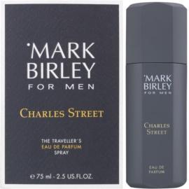 Mark Birley Charles Street Parfumovaná voda pre mužov 75 ml cestovné balenie