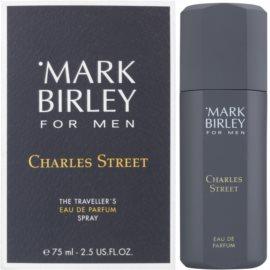 Mark Birley Charles Street Eau de Parfum für Herren 75 ml Travelpack