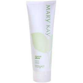 Mary Kay Botanical Effects crema pentru curatare pentru ten normal spre uscat  113 g