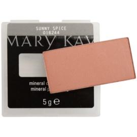 Mary Kay Mineral Cheek Colour Blush Sunny Spice  5 g