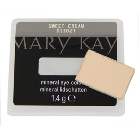 Mary Kay Mineral Eye Colour fard ochi culoare Sweet Cream  1,4 g