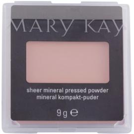 Mary Kay Sheer Mineral polvos tono 1 Beige  9 g