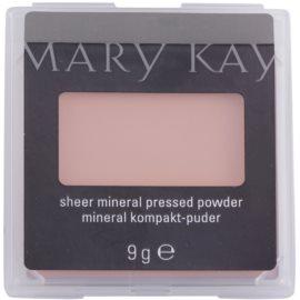 Mary Kay Sheer Mineral polvos tono 2 Beige  9 g