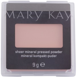 Mary Kay Sheer Mineral пудра відтінок 2 Beige  9 гр