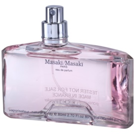 Masaki Matsushima Masaki/Masaki parfémovaná voda tester pro ženy 80 ml