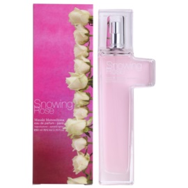 Masaki Matsushima Snowing Rose Parfumovaná voda pre ženy 80 ml
