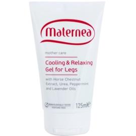 Maternea Mother Care kühlende und entspannende Creme für Füssen  125 ml