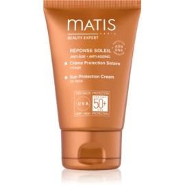 MATIS Paris Réponse Soleil crema de soare pentru fata SPF 50+  50 ml