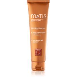 MATIS Paris Réponse Soleil samoopaľovací gél na tvár a telo  150 ml