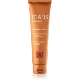 MATIS Paris Réponse Soleil Self Tan Gel for Face and Body  150 ml