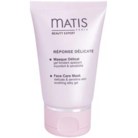 MATIS Paris Réponse Délicate Beruhigende Maske für empfindliche Haut  50 ml