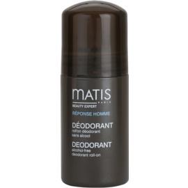 MATIS Paris Réponse Homme Roll-On Deodorant für alle Hauttypen, selbst für empfindliche Haut  50 ml