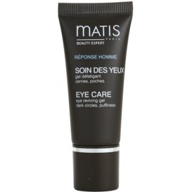 MATIS Paris Réponse Homme Eye Gel To Treat Swelling And Dark Circles  15 ml
