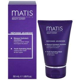 MATIS Paris Réponse Jeunesse зволожуюча маска для всіх типів шкіри  50 мл