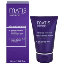 MATIS Paris Réponse Jeunesse feuchtigkeitsspendende Gesichtsmaske für alle Hauttypen  50 ml