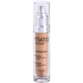 MATIS Paris Réponse Teint make-up pentru luminozitate culoare Dark Beige  30 ml