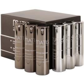 MATIS Paris Réponse Premium intenzivní kaviárový a retinolový ošetřující koncentrát proti vráskám  6 x 10 ml