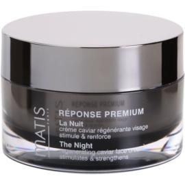 MATIS Paris Réponse Premium creme regenerador de noite  antisstress  50 ml