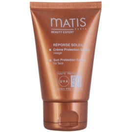 MATIS Paris Réponse Soleil opalovací krém na obličej SPF 50  50 ml
