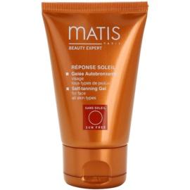 MATIS Paris Réponse Soleil samoopalovací gel  50 ml