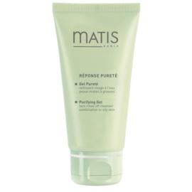MATIS Paris Réponse Pureté čisticí gel pro smíšenou a mastnou pleť  125 ml