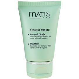 MATIS Paris Réponse Pureté Cleansing Mask For Oily Skin  50 ml