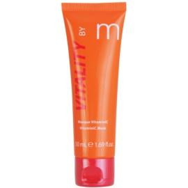 MATIS Paris Vitality by M maska pro rozjasnění pleti  50 ml