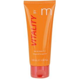MATIS Paris Vitality by M tisztító peeling  100 ml