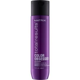 Matrix Total Results Color Obsessed champô para cabelo pintado  300 ml