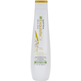 Matrix Biolage Exquisite sampon parabénmentes  400 ml