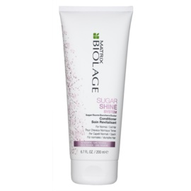 Matrix Biolage Sugar Shine acondicionador para dar brillo sin parabenos  200 ml