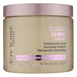 Matrix Biolage Sugar Shine piling za lase brez parabenov  520 g