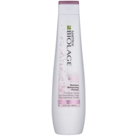 Matrix Biolage Sugar Shine champú para dar brillo sin parabenos  400 ml