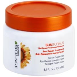 Matrix Biolage Sunsorials маска  для волосся пошкодженого сонцем  150 мл