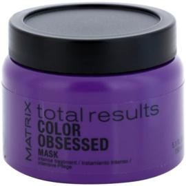 Matrix Total Results Color Obsessed Maske für gefärbtes Haar  150 ml
