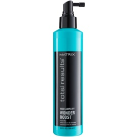 Matrix Total Results High Amplify Styling Spray For Volume From Roots  250 ml