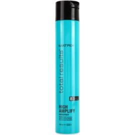 Matrix Total Results High Amplify laca de cabelo para fixação flexível   400 ml