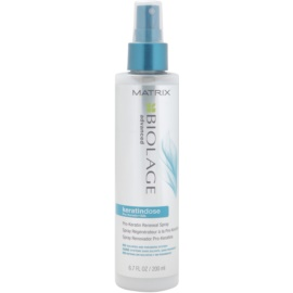 Matrix Biolage Advanced Keratindose megújító spray érzékeny hajra  200 ml