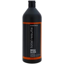 Matrix Total Results Mega Sleek kondicionér pro nepoddajné a krepatějíci se vlasy  1000 ml