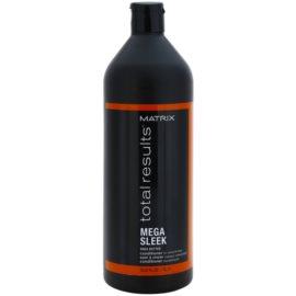 Matrix Total Results Mega Sleek condicionador para cabelos crespos e inflexíveis  1000 ml