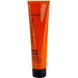 Matrix Total Results Mega Sleek glättende Creme für unnachgiebige und strapaziertes Haar  150 ml