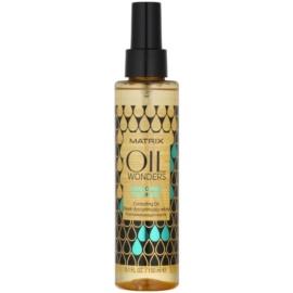 Matrix Oil Wonders odżywczy olejek nadający blask włosom kręconym i falowanym  150 ml