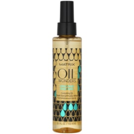 Matrix Oil Wonders hranilno olje za sijaj valovitih in kodrastih las  150 ml