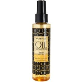 Matrix Oil Wonders tápláló olaj a hajvágás megkönnyítéséért  125 ml