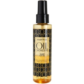 Matrix Oil Wonders vyživující olej pro dokonalý střih vlasů  125 ml